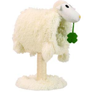 zolux arbre chat y ti mouton blanc pas cher achat. Black Bedroom Furniture Sets. Home Design Ideas