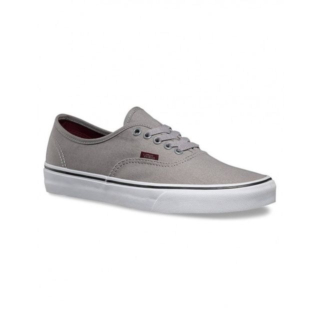 Pas Cher Chaussures Gray Sport Authentic U Vans Pop Frost 80mNvnwO