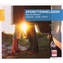 Berlin Classics - Operetta Melodies: Lehar, Suppe - Coffret De 2 Cd