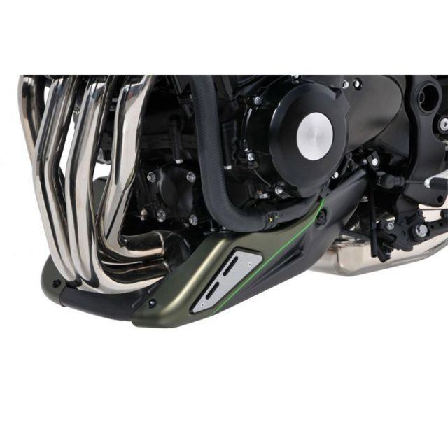 ermax kawasaki z900 rs 2018 sabot moteur peint pas cher achat vente garde boue moto. Black Bedroom Furniture Sets. Home Design Ideas