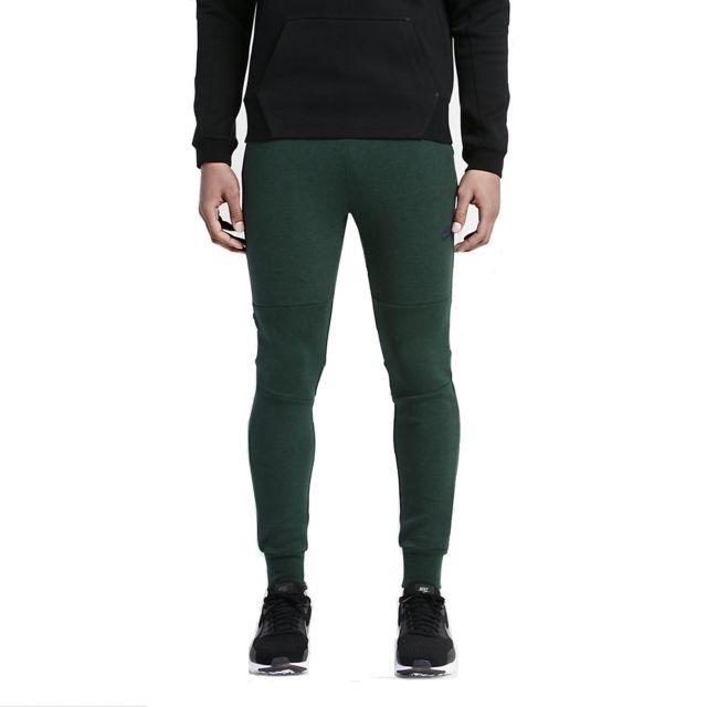 ... Nike - Pantalon de survêtement Tech Fleece - 545343-373 Vert - XS - pas  Ensemble Survetement Nike Coton Sportwear Homme ... f56bfc463074