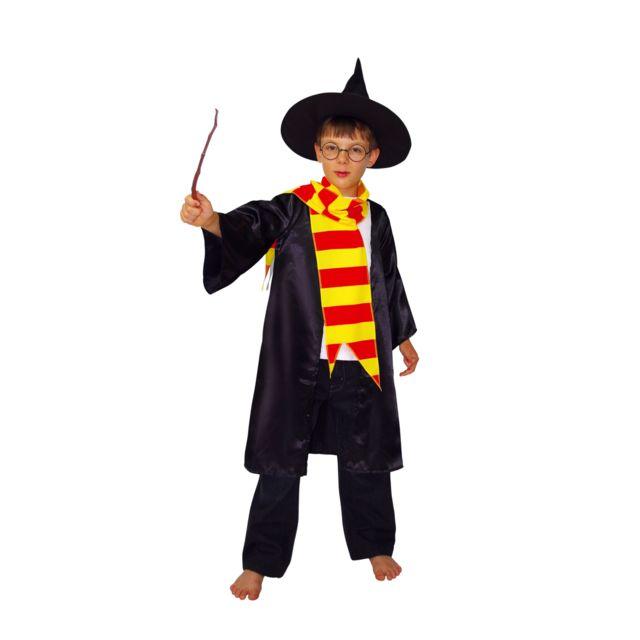 vente en ligne bas prix frais frais César - Déguisement enfant sorcier Harry Potter - pas cher ...