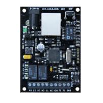 Iqtronic - Contrôleur de deux sorties avec analyse de température et d'humidité