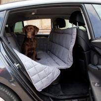 Doctor Bark - Couverture grise pour voiture 3 places Taille M
