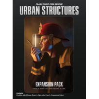 Indie Boards & Cards - Jeux de société - Flash Point : Urban Structure