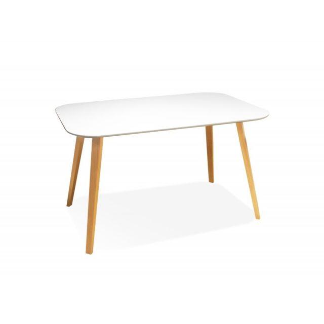 Meubletmoi Table scandinave - Loa