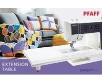 Pfaff - Table d'extension pour quilting 821001096