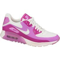 Nike - Air Max 90 Wmns 725061-102 Femme Baskets Rose