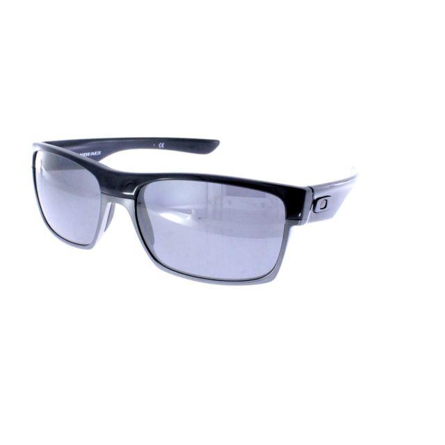 Oakley - Twoface Oo 9189 01 - Lunettes de soleil homme Noir - pas ... 7f82c644ef71