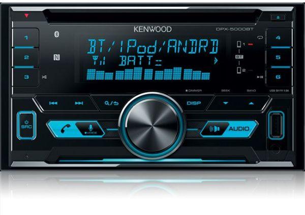 Autoradio Mp3 Dpx-5000BT