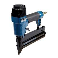 Silverline - Agrafeuse cloueuse pneumatique 15-50mm pour compresseur