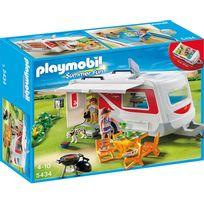 Playmobil - 5434 -Caravane