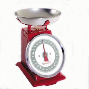Terraillon balance de cuisine m canique 5kg 10g 7012 - Balance de cuisine carrefour ...