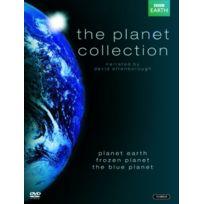 2entertain - The Planet Collection BLUE Planet/PLANET Earth/FROZEN Planet, IMPORT Anglais, IMPORT Coffret De 12 Dvd - Edition simple