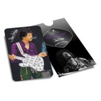 """V Syndicate Grinder Card - Carte grinder """"Jimi Hendrix Electric Mist"""" v syndicate"""