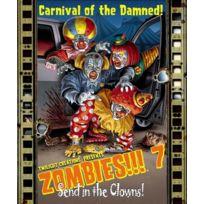 Twilight Creations - Jeux de société - Zombies 7 : Send in the Clowns