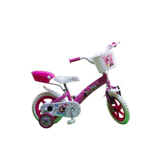 DISNEY MINNIE - Vélo enfant 12 pouces - 611