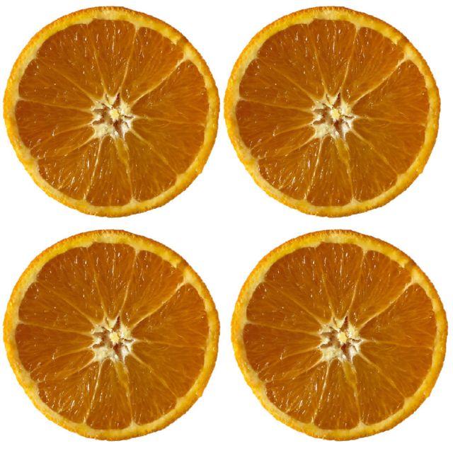 Cbkreation Set de 4 dessous de verres