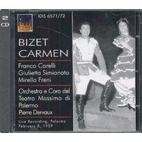 Istituto Discografico Italiano - Georges Bizet - Carmen, opéra en 4 actes