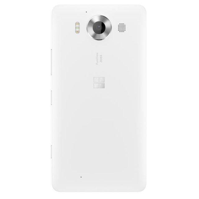 MICROSOFT - Lumia 950XL Blanc Single Sim