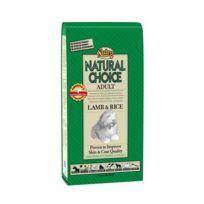 Nutro Natural Choice - Chien Adulte Agneau & Riz