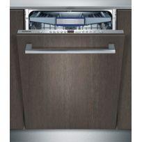SIEMENS - Lave-vaisselle Tout intégrable SX65M091EU