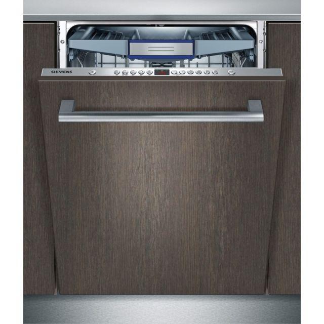SIEMENS Lave-vaisselle Tout intégrable SX65M091EU