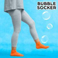 Flacon pour bulles de savon avec chaussettes magiques - Jongler