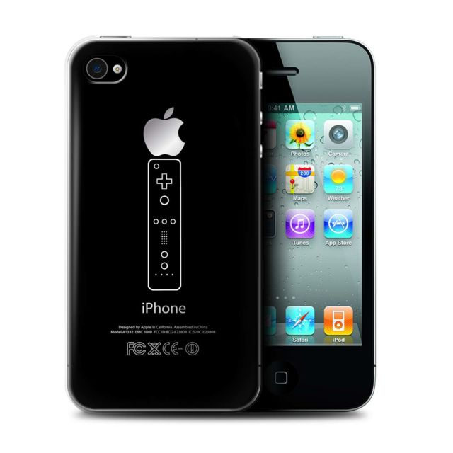 coque iphone 4 manette