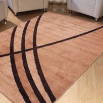 UN AMOUR DE TAPIS - Tapis de Salon Moderne Design BC LINE - Fabriqué en Europe
