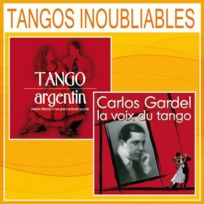 Rdm dition - Tangos Inoubliables : Tango Argentin + Carlos Gardel, La Voix Du Tango - Cd