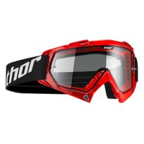 Thor - Masque / Lunettes Cross Enemy Printed - Tread Red - Gamme 2017