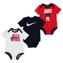 40f884aa789fd Vêtements Bébé Nike - Achat Vêtements Bébé Nike pas cher - Rue du ...
