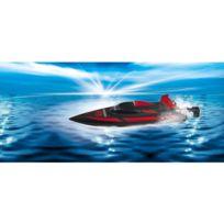 Revell - Bateau radiocommandé : Speed Boat maxi noir