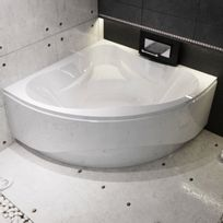 Baignoire 150 cm achat baignoire 150 cm pas cher rue for Baignoire 150x75