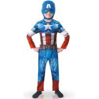Rubies - Déguisement Captain America - Avengers Assemble