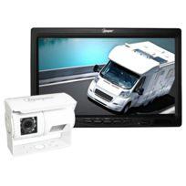 BEEPER - Caméra de recul double optique camping car, utilitaire RWEC200XBL