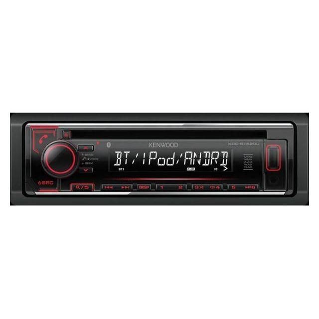 Kenwood Autoradio Mp3 Kdc-bt520U