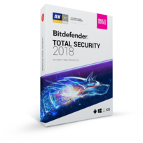 BITDEFENDER - Total Security 2018