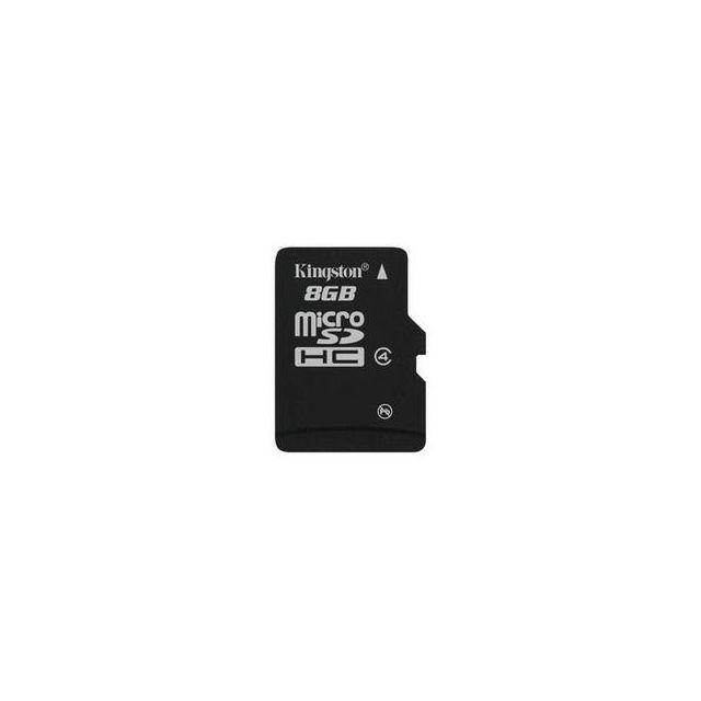 Kingston - MicroSDHC 8Gb