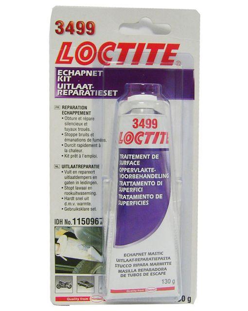 Oc-pro - Kit Reparation Echappement Loctite Mastic et Fibre De Verre