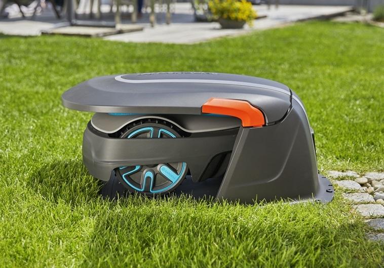 Abri tondeuse robot pour SILENO city & life