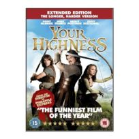 E1 Entertainment - Your Highness IMPORT Anglais, IMPORT Dvd - Edition simple