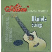 Alice - Jeu de 4 cordes pour Ukulele ~ sous blister