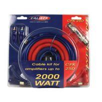 CALIBER - kit montage ampli 25mm² CPK25D