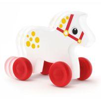 Brio - Mini cheval à pousser