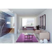 Tapis salon violet - catalogue 2019 - [RueDuCommerce - Carrefour]