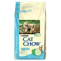 Pro Plan Chat - Cat Chow Kitten Croquettes pour Chatons Pack de 1.5 Kg