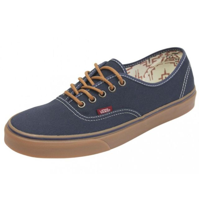 vans u authentic homme