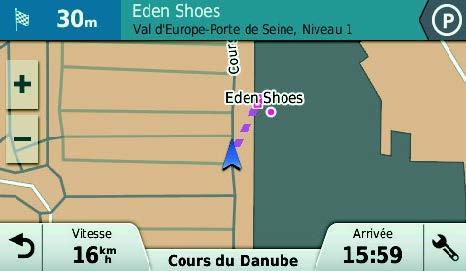 GPS Europe Drive 40 SE LM Edition Limité - 010-01956-2J - Noir